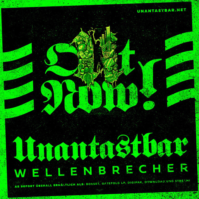unantastbar wellenbrecher out now