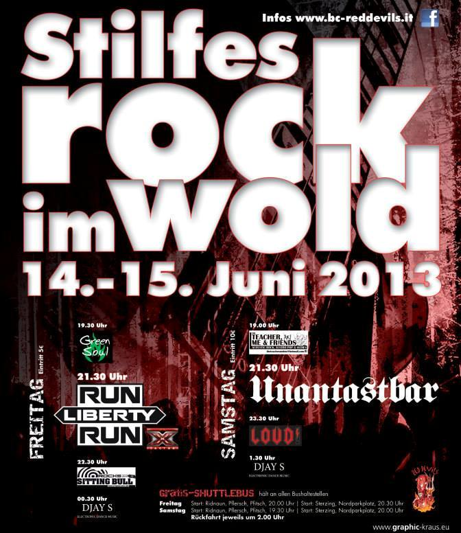 unantastbar rock im wold stilfes südtirol open air loud