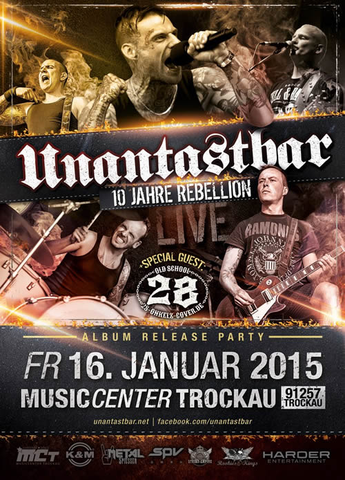 unantastbar 10 jahre rebellion trockau live album best of