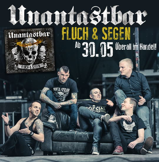 unantastbar fluch und segen 2014 neues album schkal tom spitzi joggl heiss