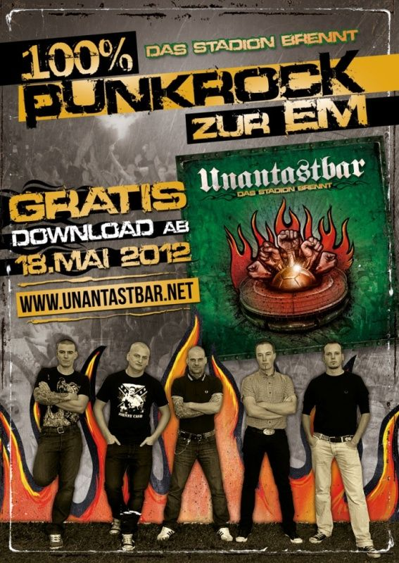 unntastbar das stadion brennt em-single gratis download