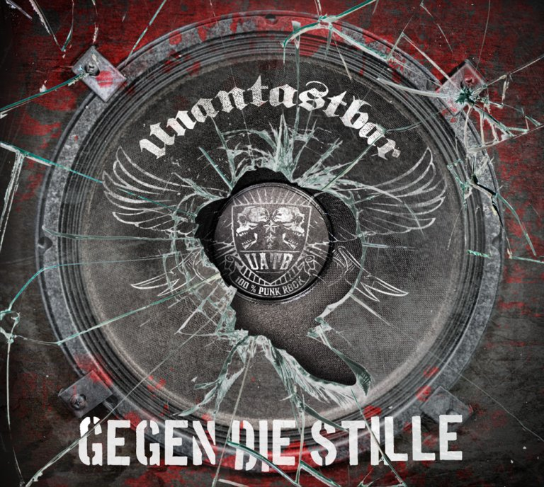 Unantastbar Gegen die Stille Punkrock Neues Album 2013 Rookies and Kings