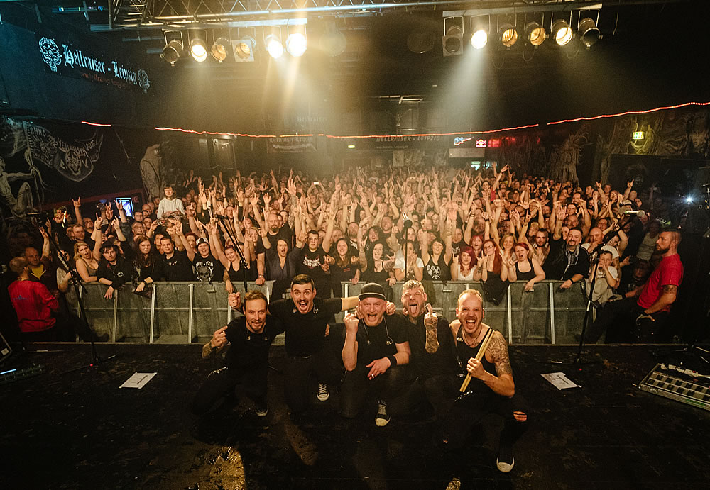 unantastbar hellraiser leipzig sold out
